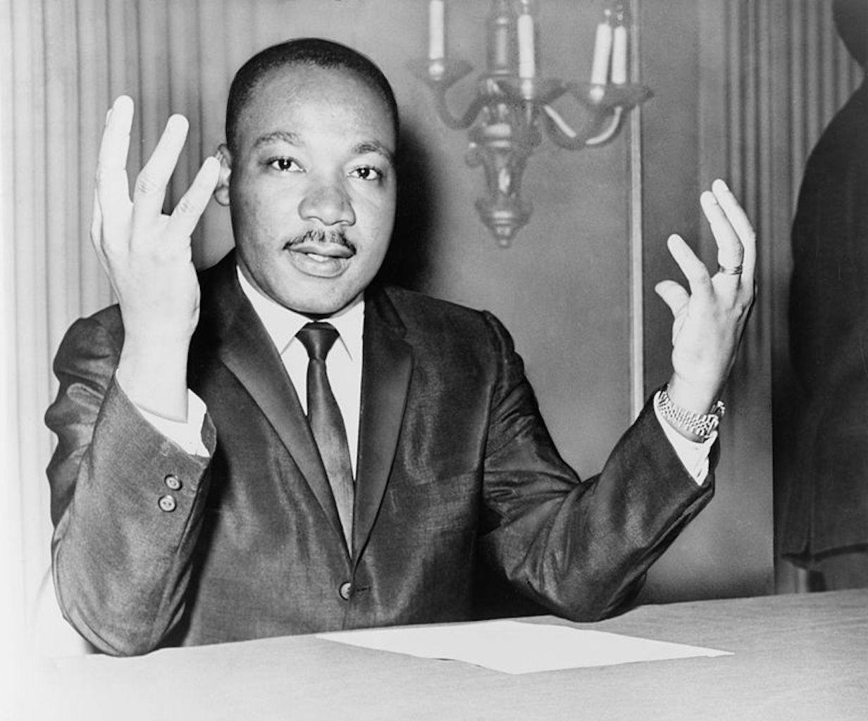 Photo of MLK