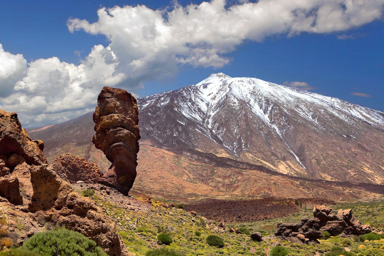 Pico del Teide, Tenerife, Spain's highest mountain