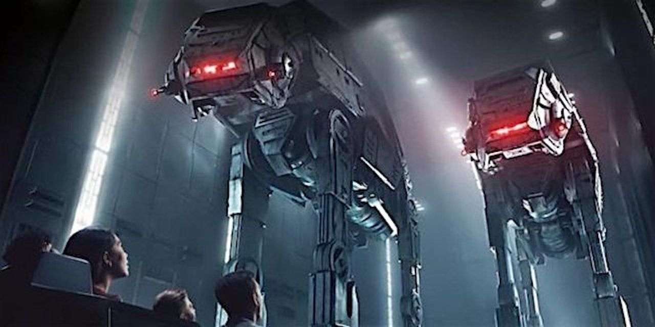 Disney's 'Star Wars' ride to be long