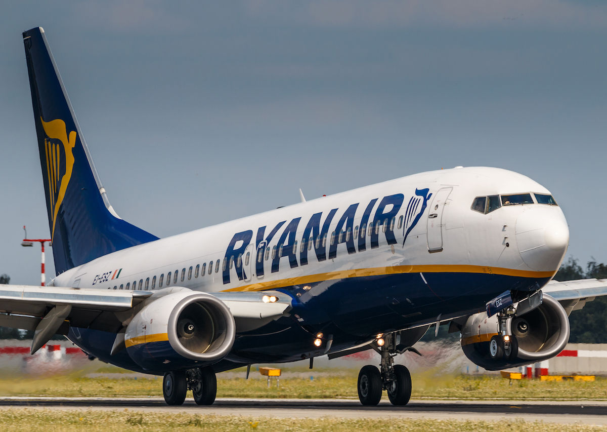 Ryanair makes passengers take a bus to Greece after landing two countries away in Romania