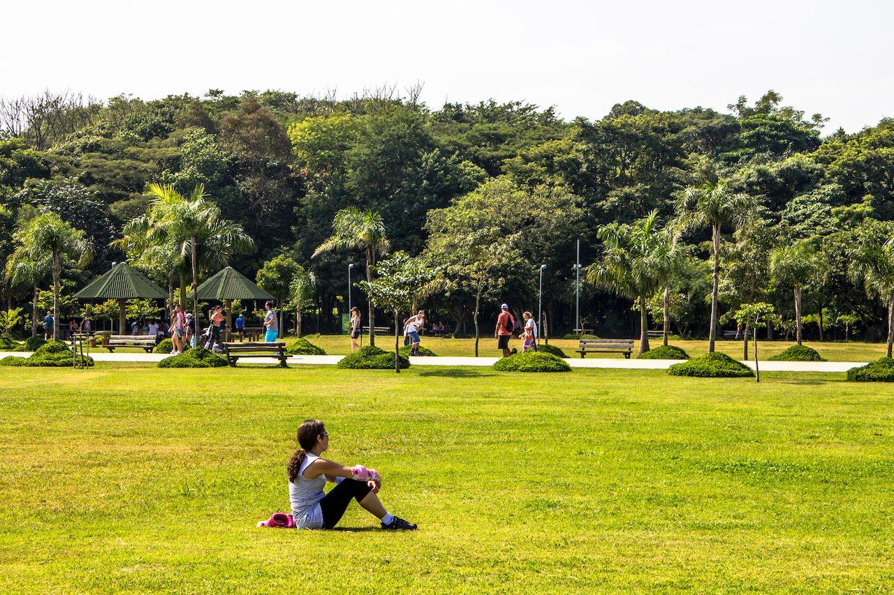 São Paulo Parque Villa Lobos