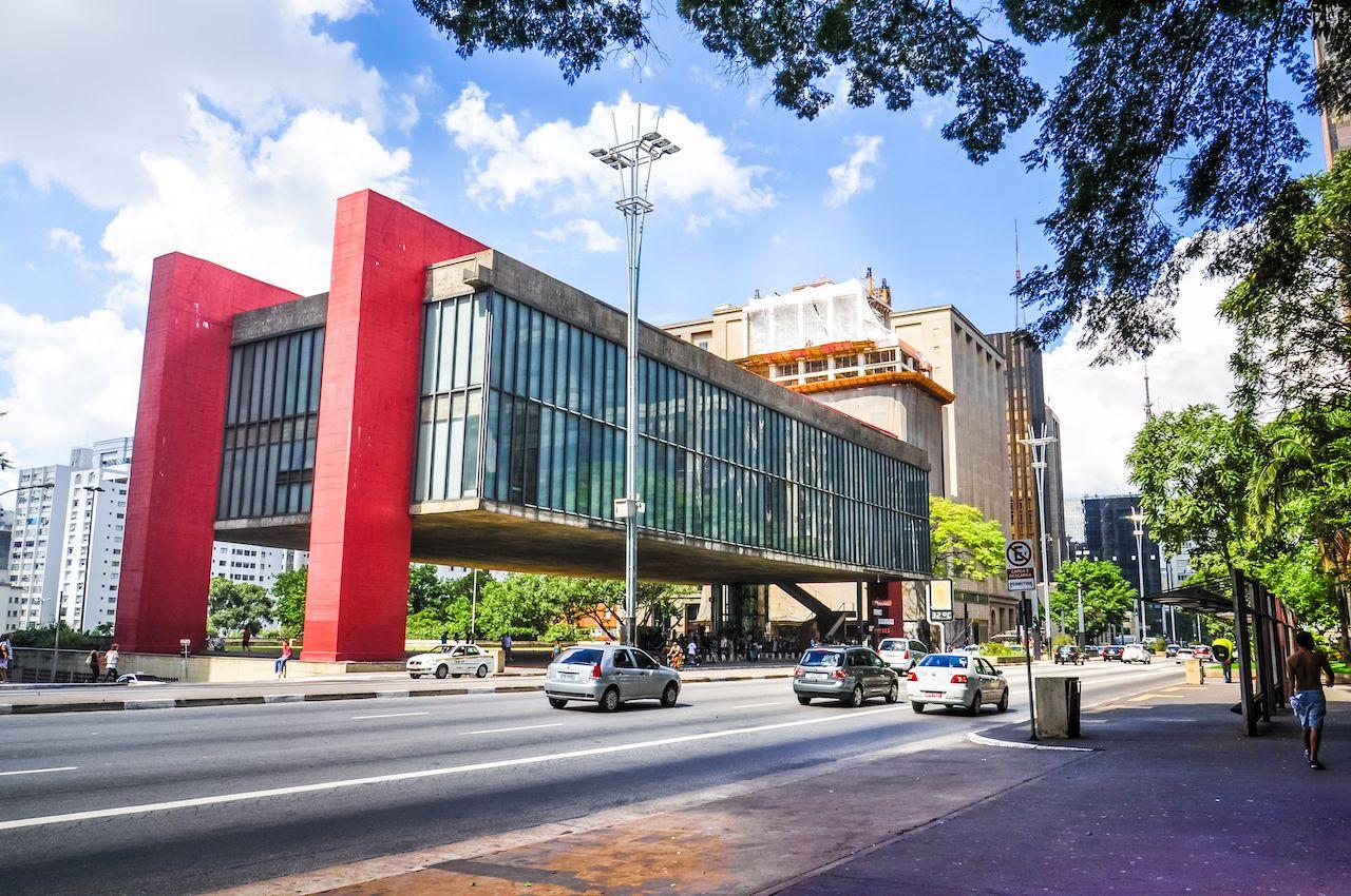 Sao Paulo Museum of Art
