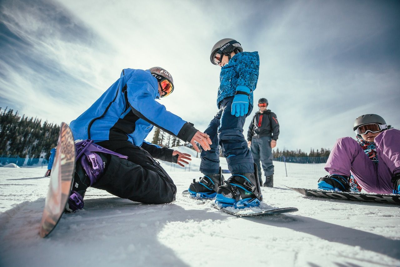 A family guide to skiing Mammoth