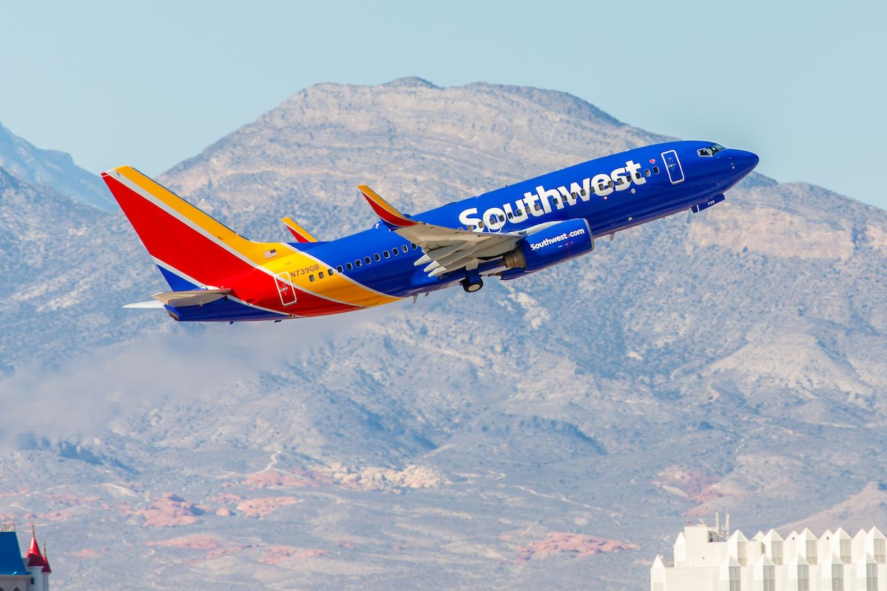 Southwest sale with $39 tickets