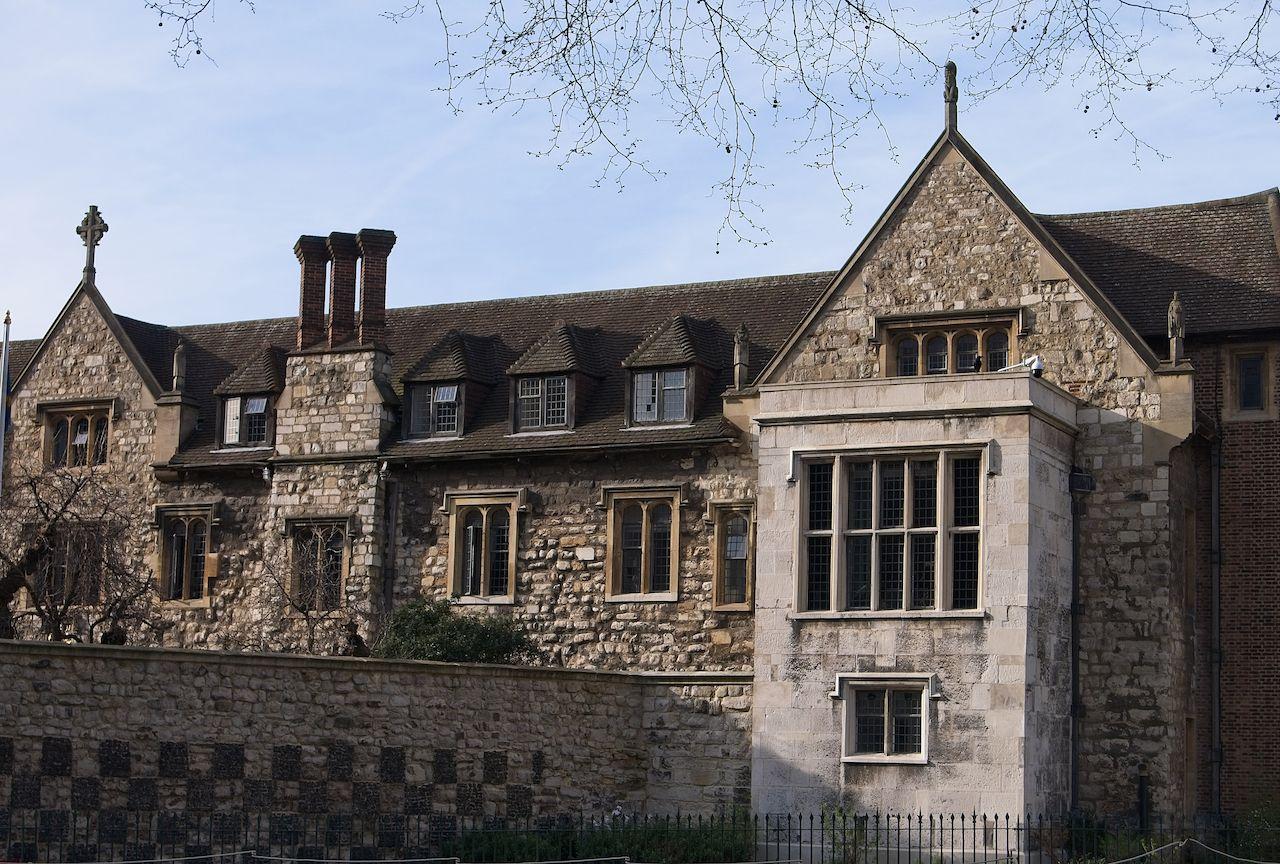 The Charterhouse in London