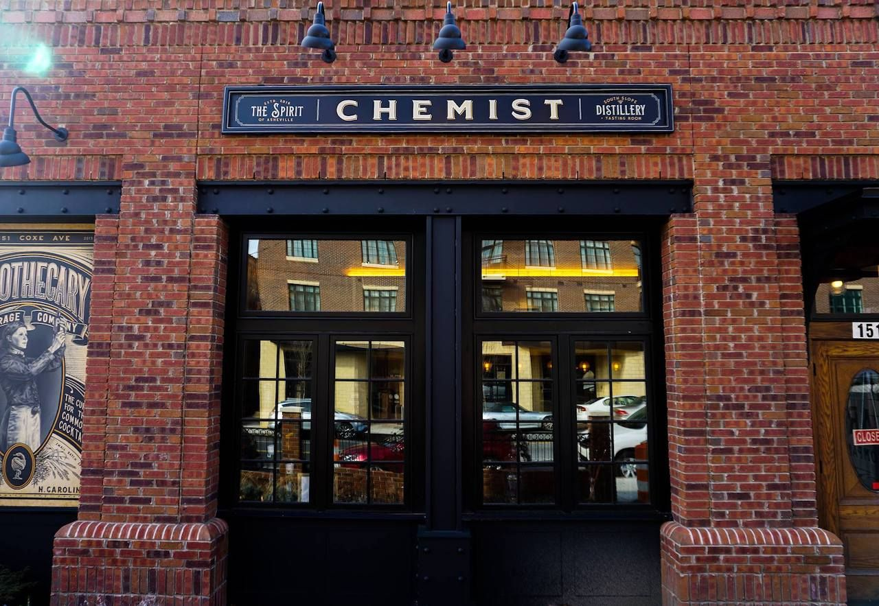 The Chemist in Asheville, North Carolina