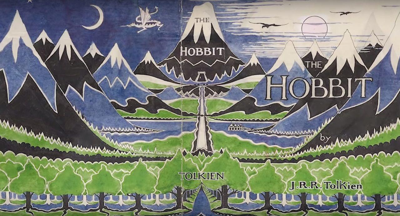 Tolkien exhibit coming to NYC
