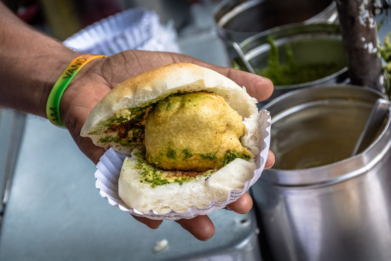 Most popular street food in Mumbai