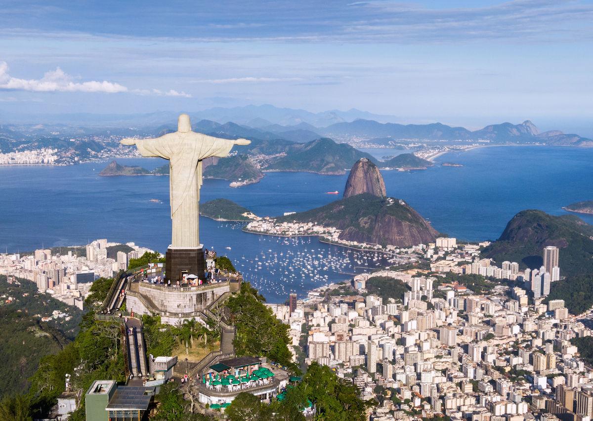 Rio de Janeiro is 2020's UNESCO World Capital of Architecture