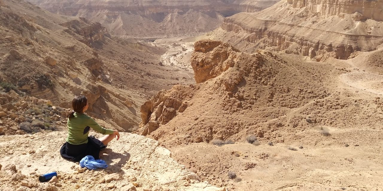 Hiking the Israel National Trail