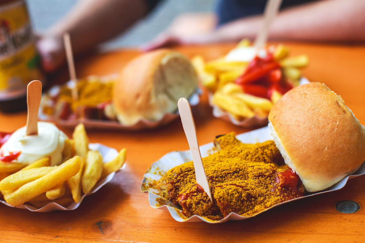 The best currywurst in Berlin