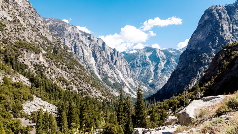 Why Sequoia and Kings Canyon are better than Yosemite