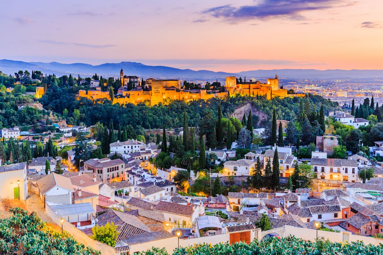 Why you need to see Granada, Spain