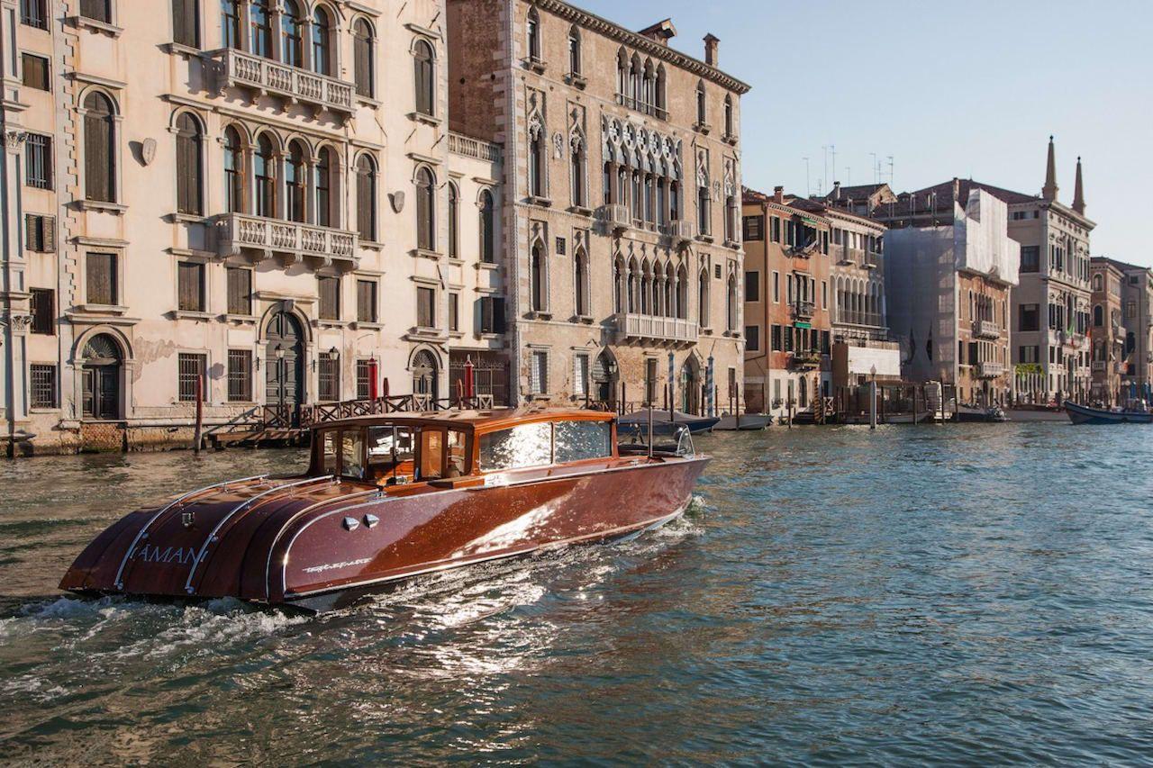 Aman Hotel in Venice