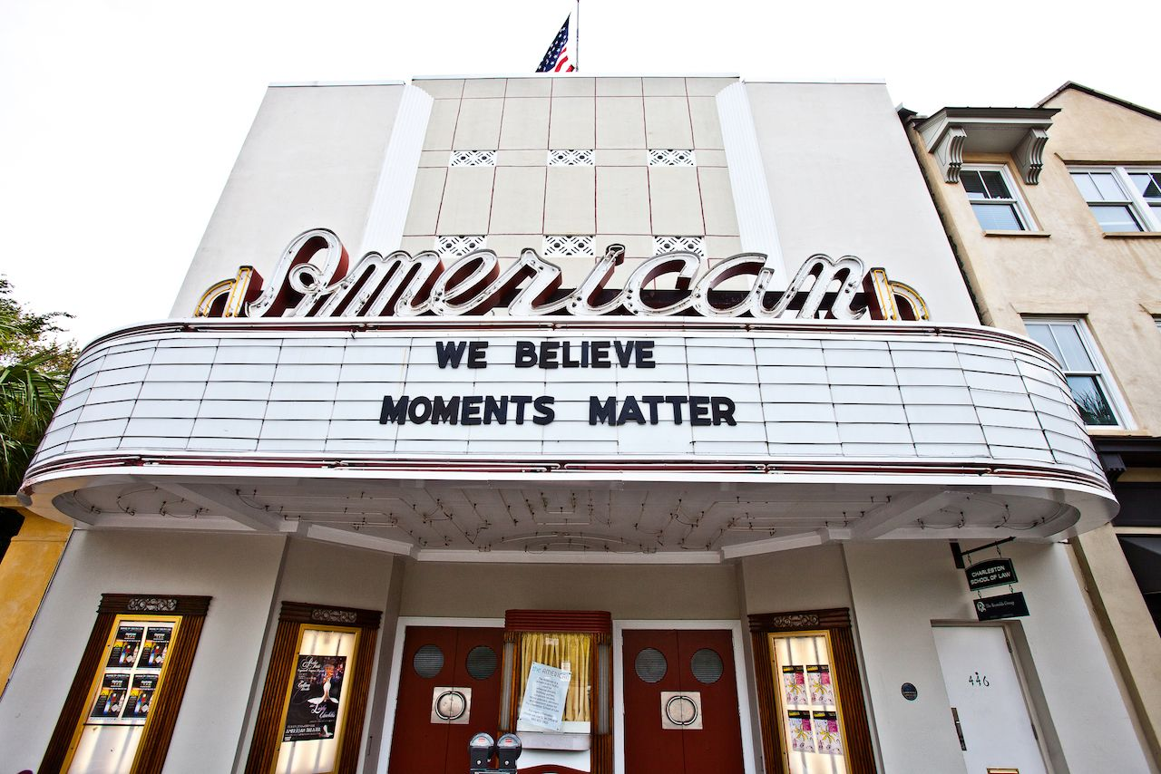 American Theater in South Carolina