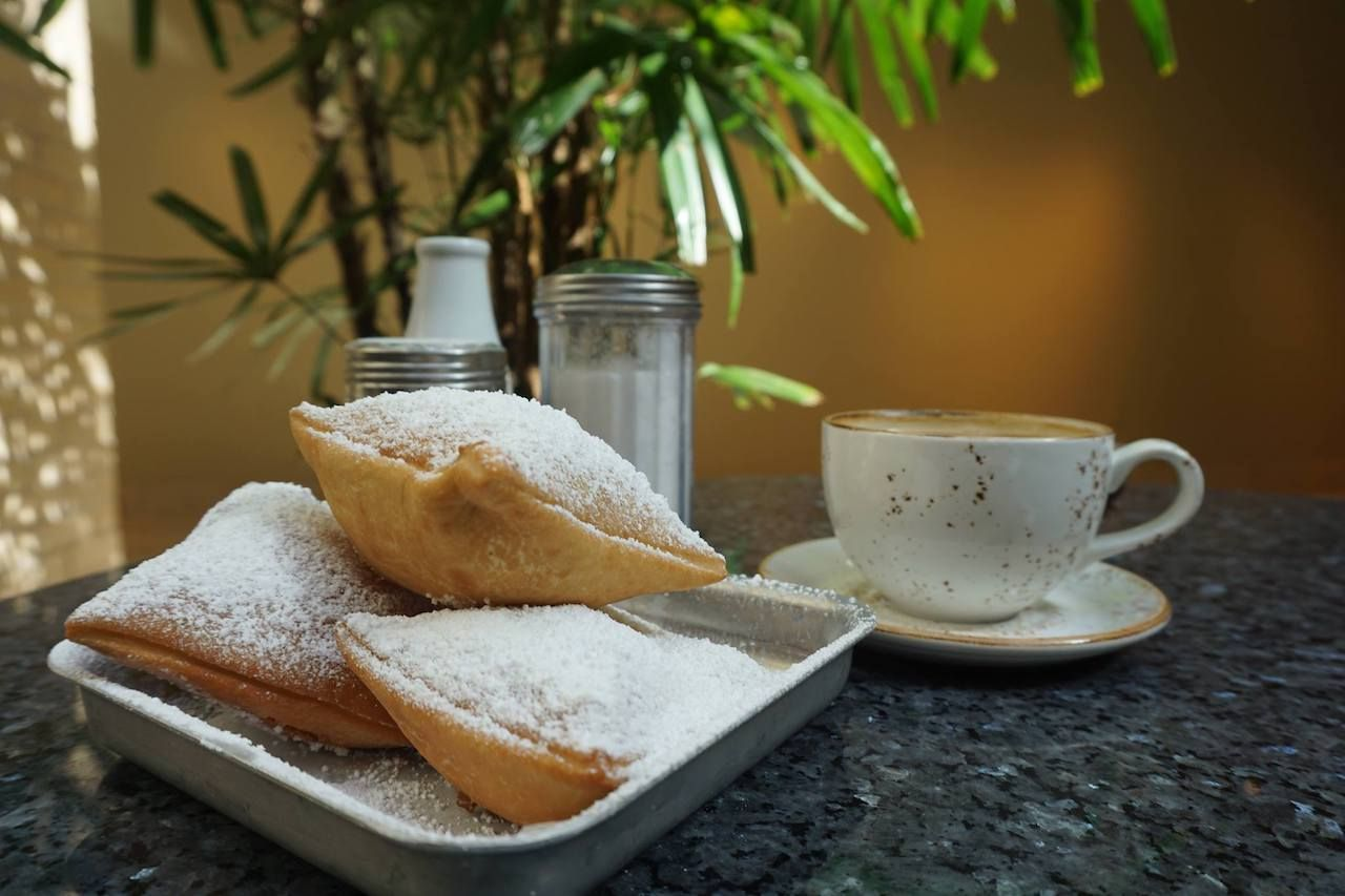 Best places for beignets in NOLA
