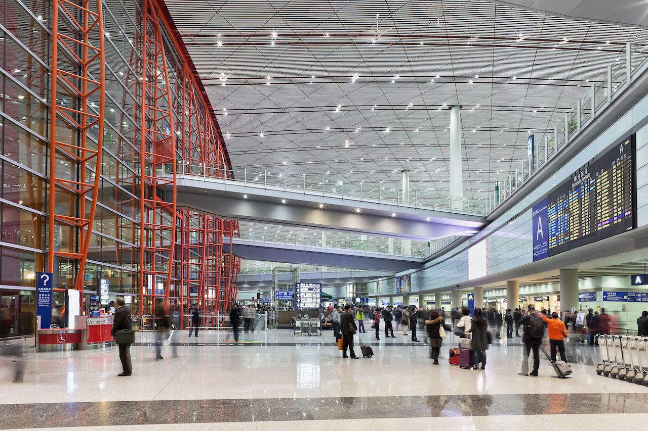 Beijing airport: Where to eat
