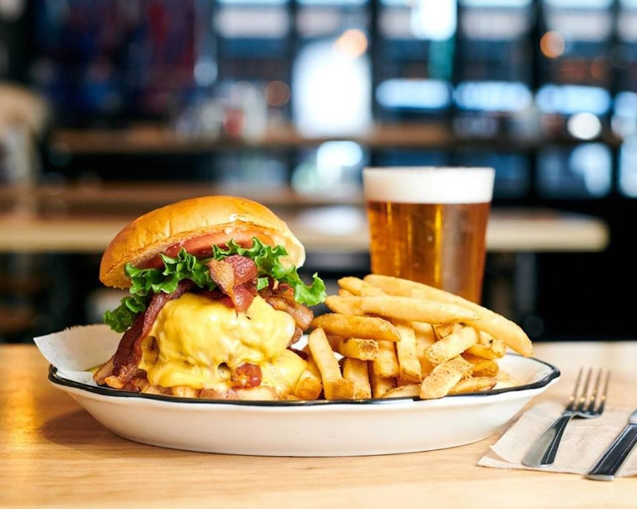 Black Tap Craft Burgers and Beer