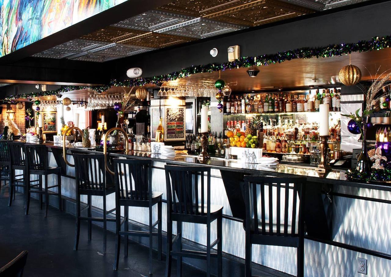 Bourbon O in NOLA
