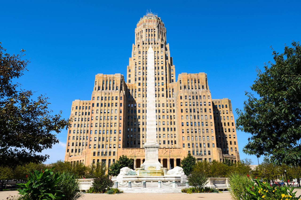 Buffalo City Hall, New York
