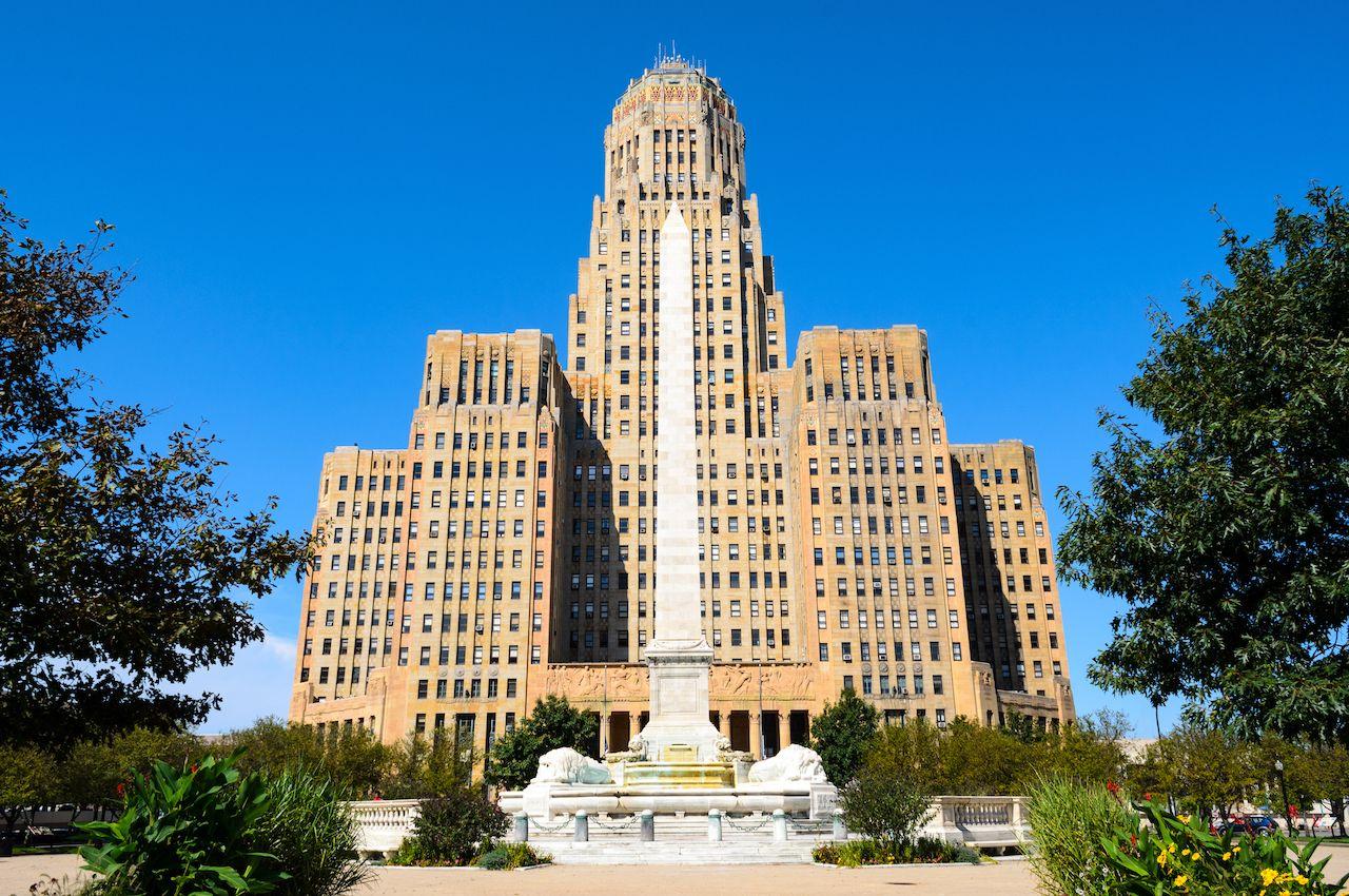 Buffalo City Hall, New York