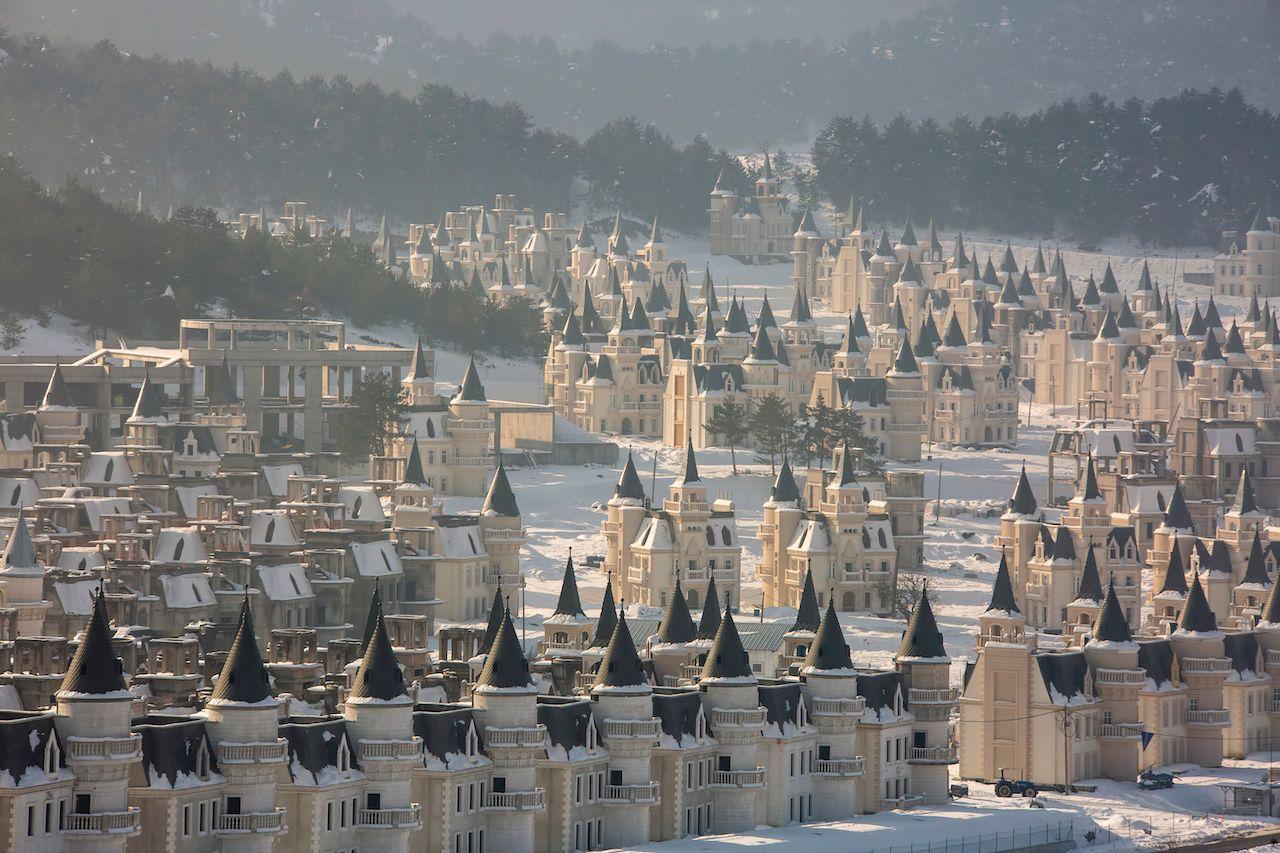 Burj Al Babas, Turkey