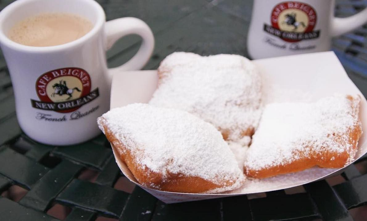 Cafe Beignet New Orleans