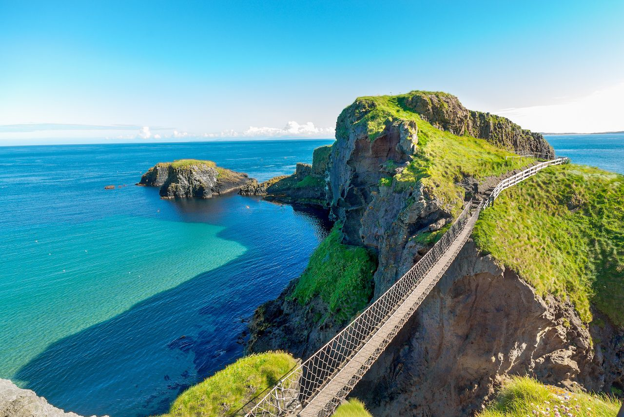 Carrick-a-Rede, Northern Island
