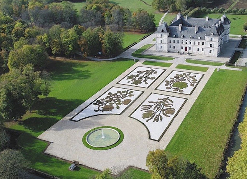 Chateau d'Amcy le Franc