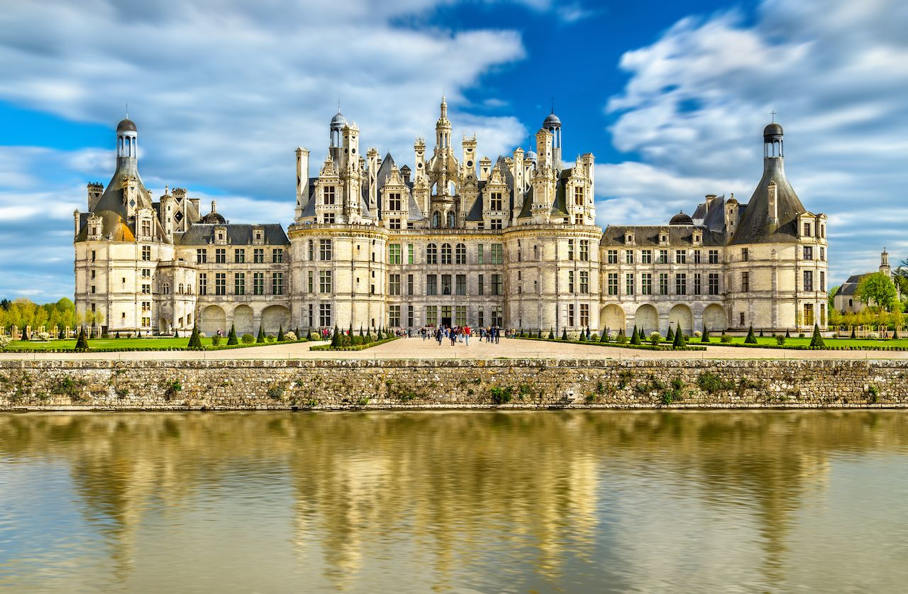 Best castles to see in France