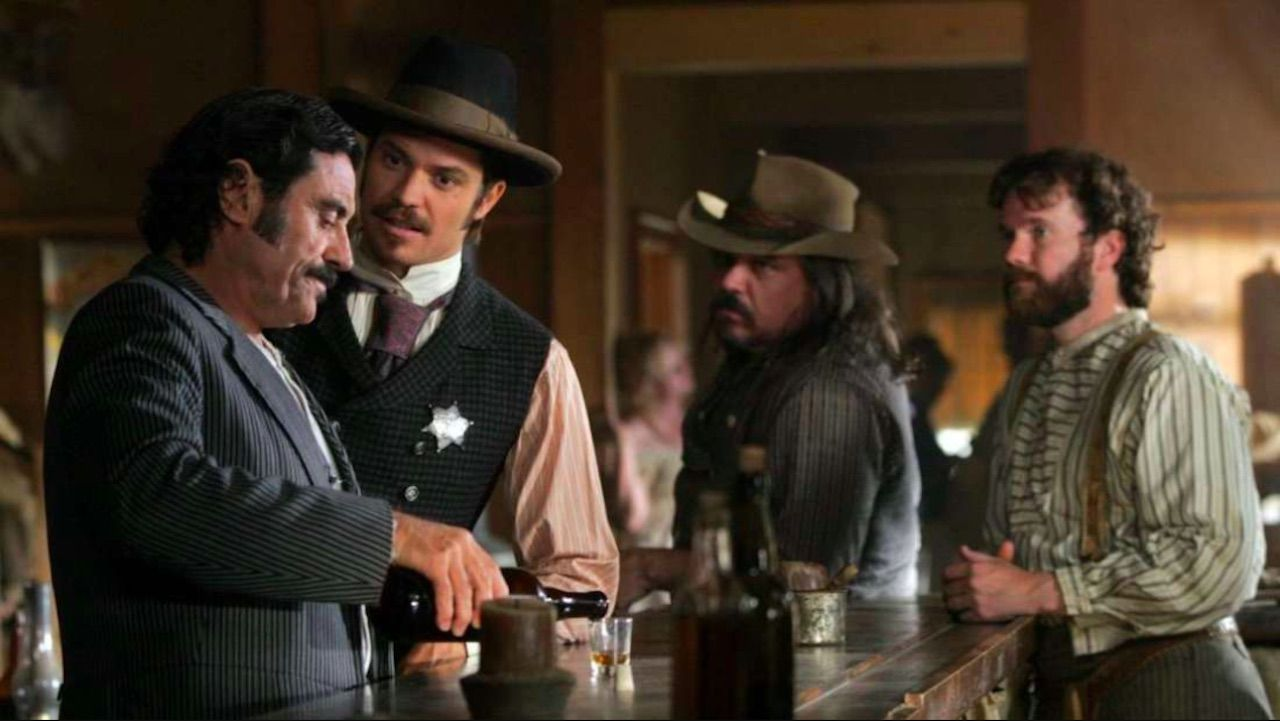 Deadwood screenshot
