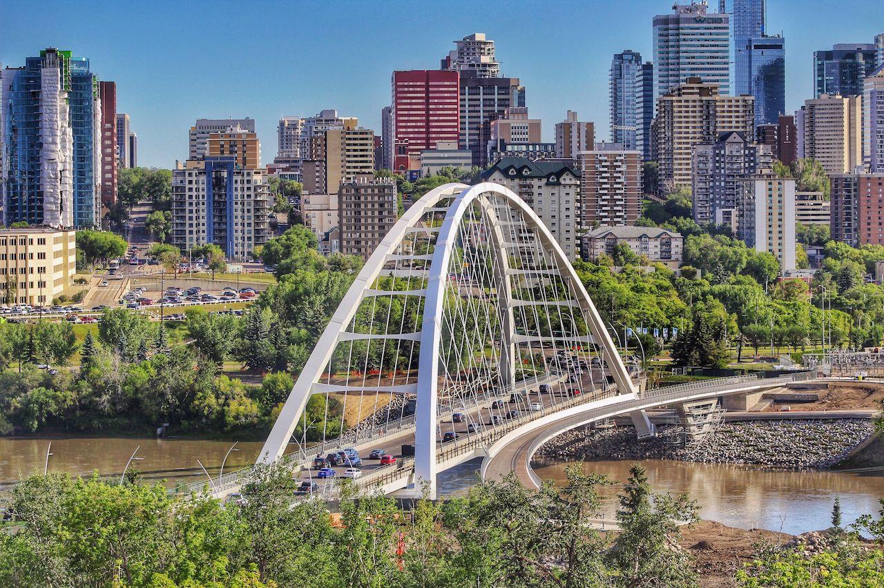 Visit Edmonton, Alberta, Canada