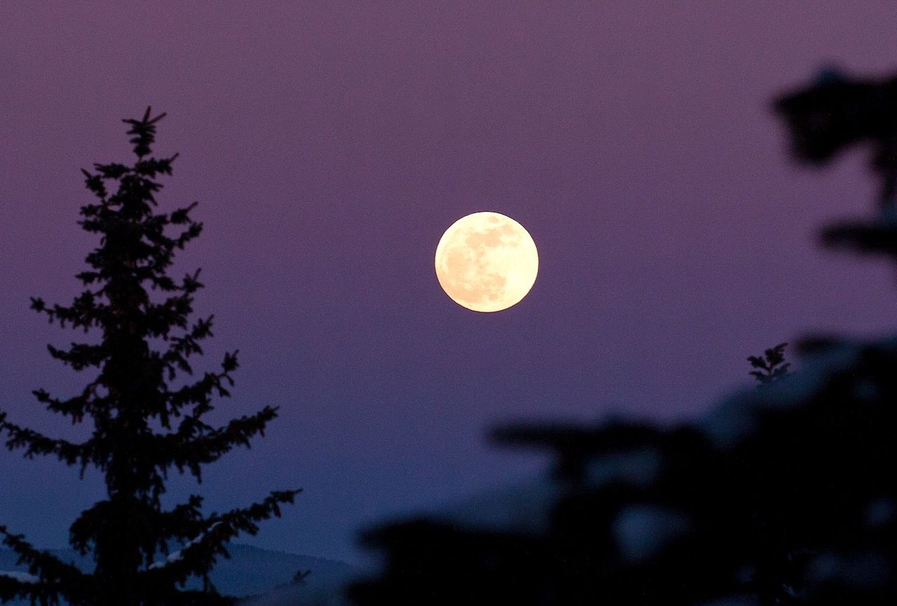 Super Snow Moon coming to the US