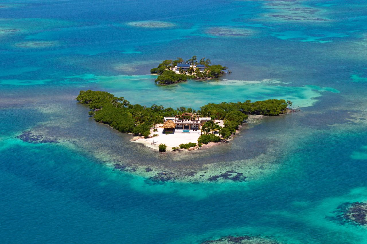 Gladden the private island resort for couples