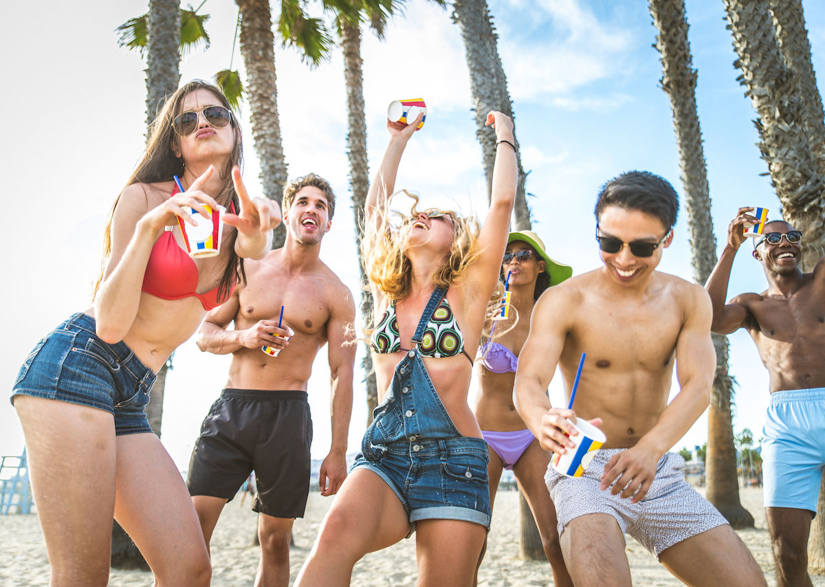 This company will pay you to celebrate spring break like a college student year-round