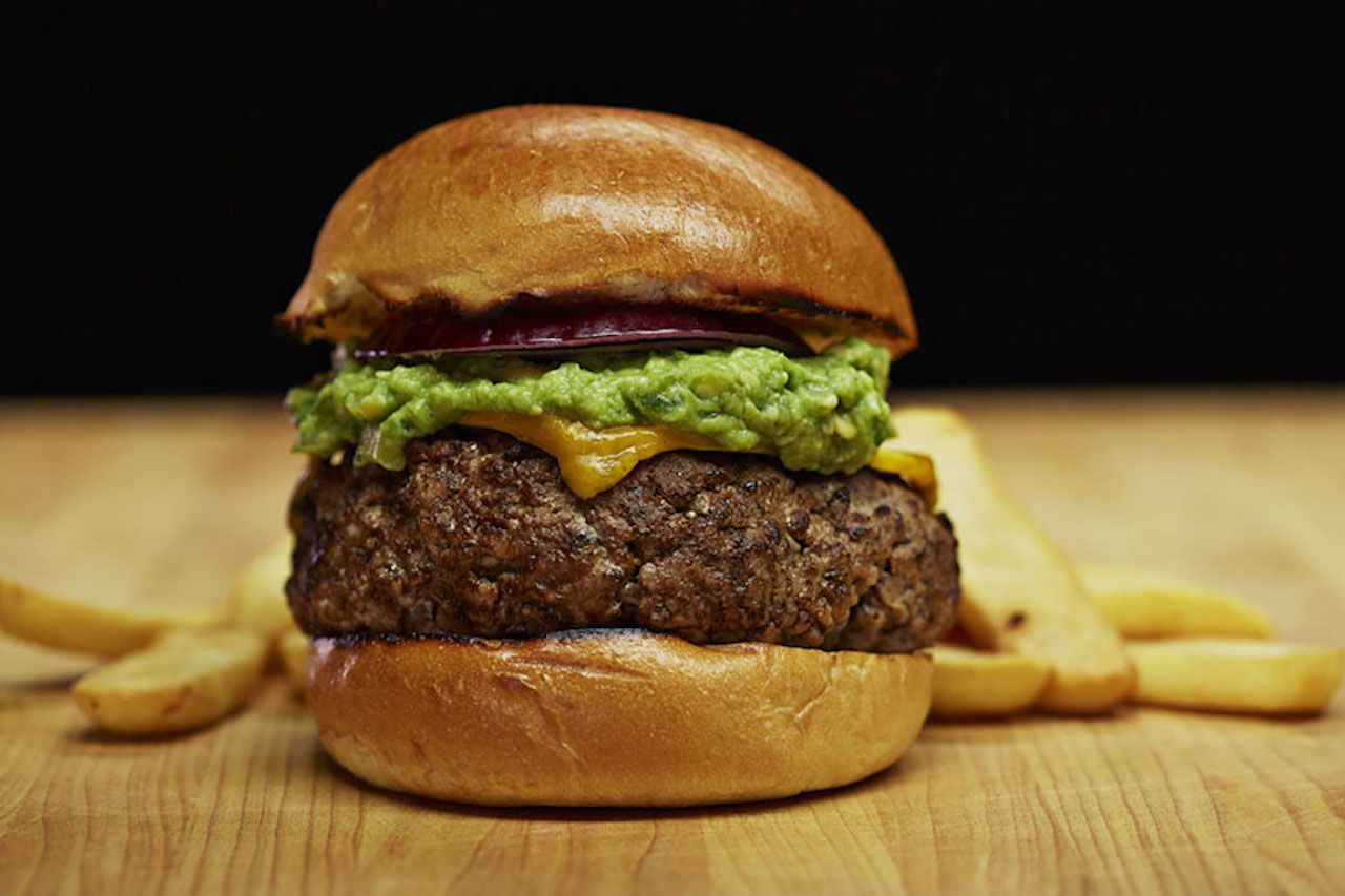Best burgers in New York City