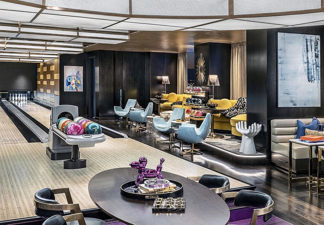 Insane new suites in Vegas hotel