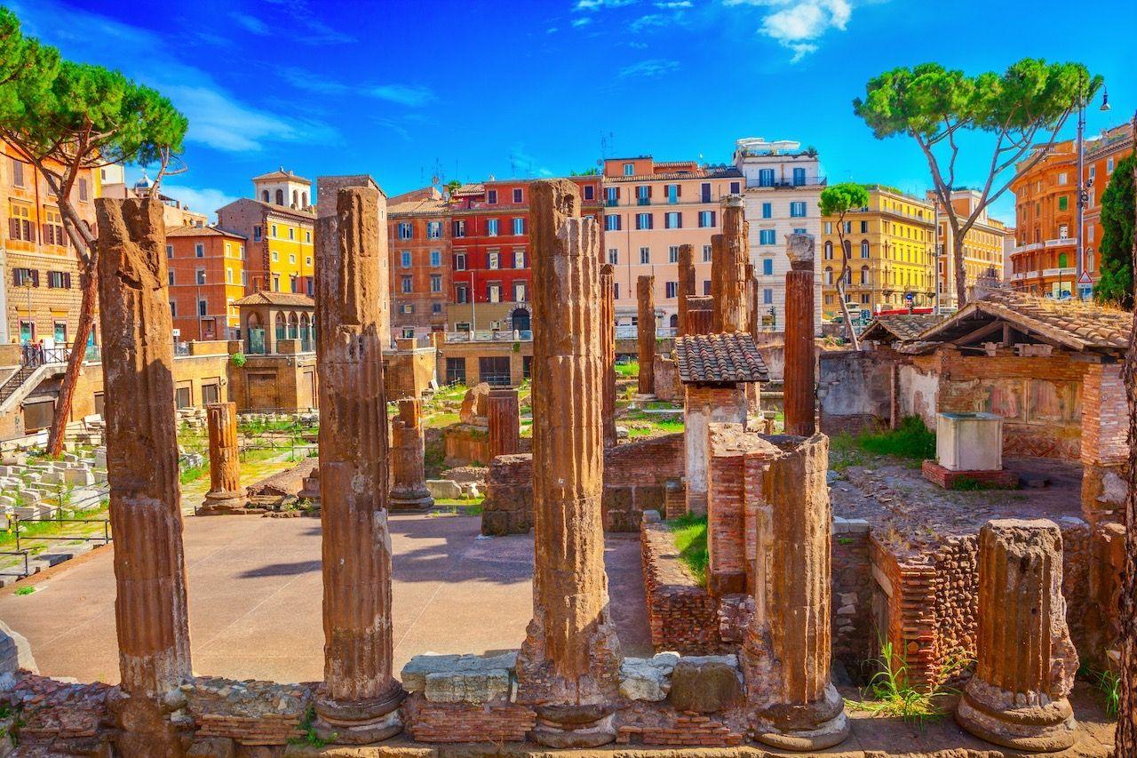Site of Caesar's murder will open