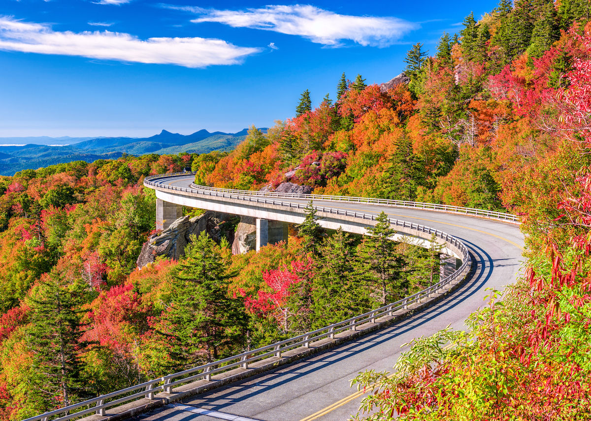 The Best Hikes Views And Towns Off The Blue Ridge Parkway