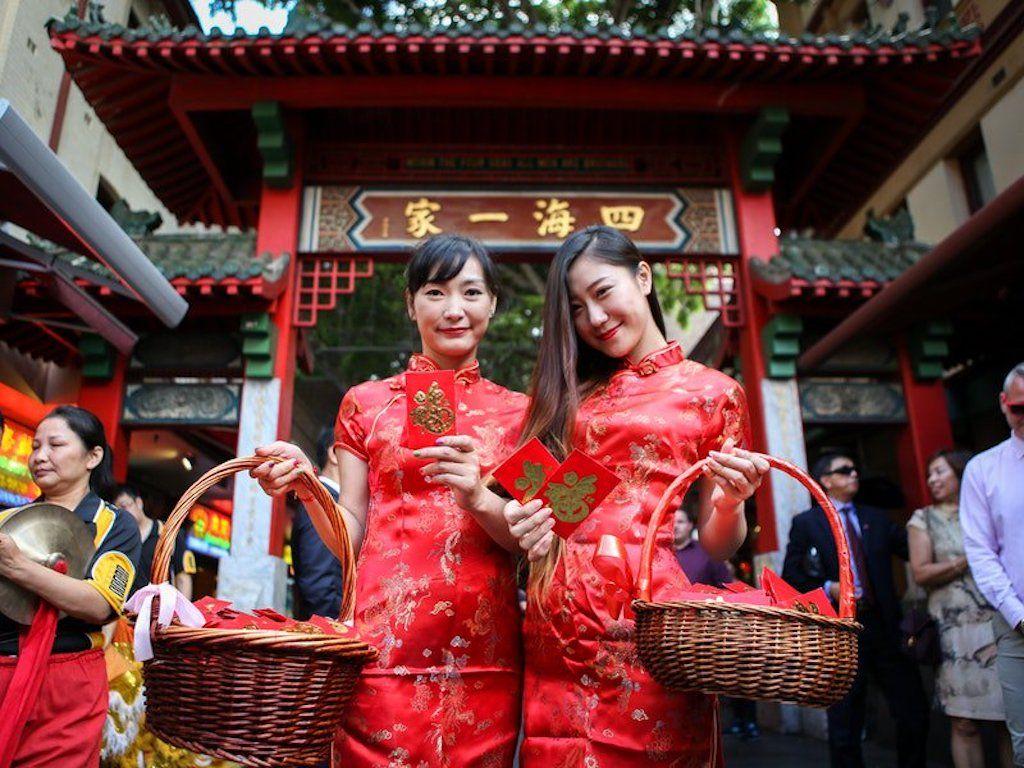 Lunar New Year Festival in Sydney