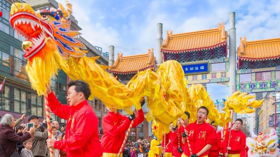 The 6 most exciting Chinese New Year celebrations around the world
