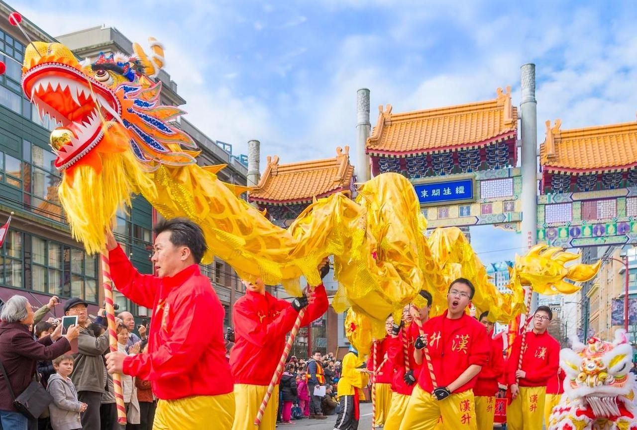 Best Chinese New Year celebrations