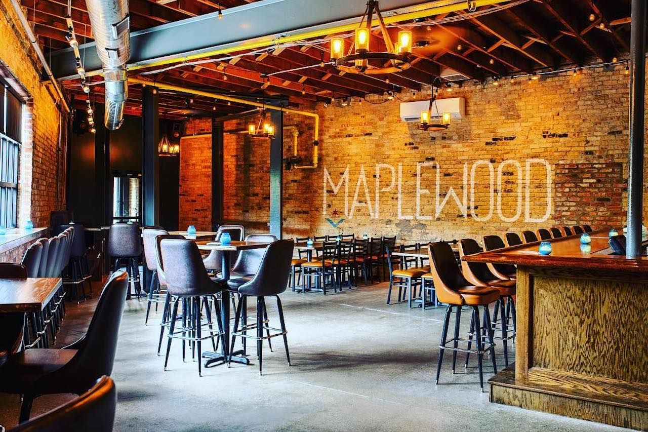 Maplewood Brewery in Chicago