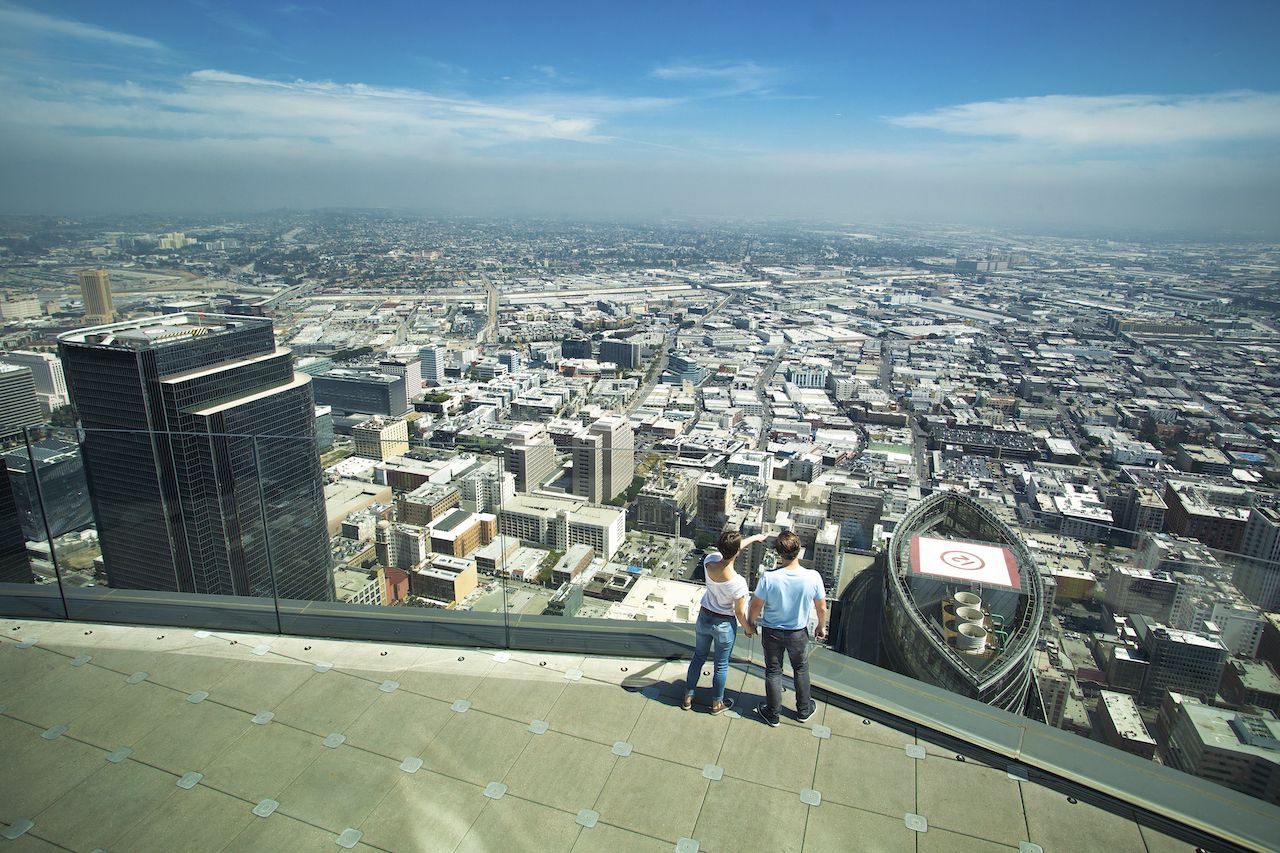 OUE Skyspace LA in Los Angeles