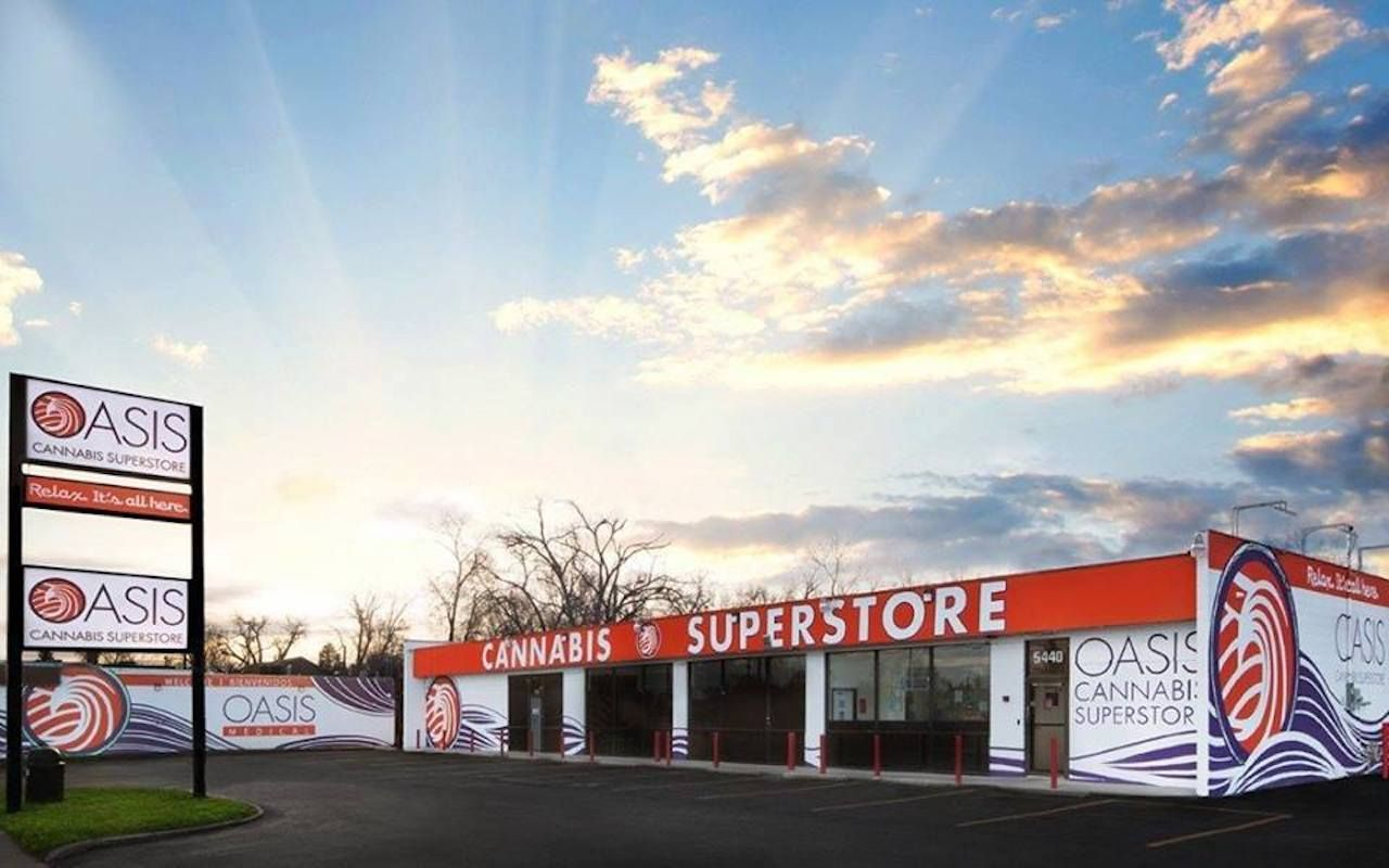 Oasis Cannabis Superstore