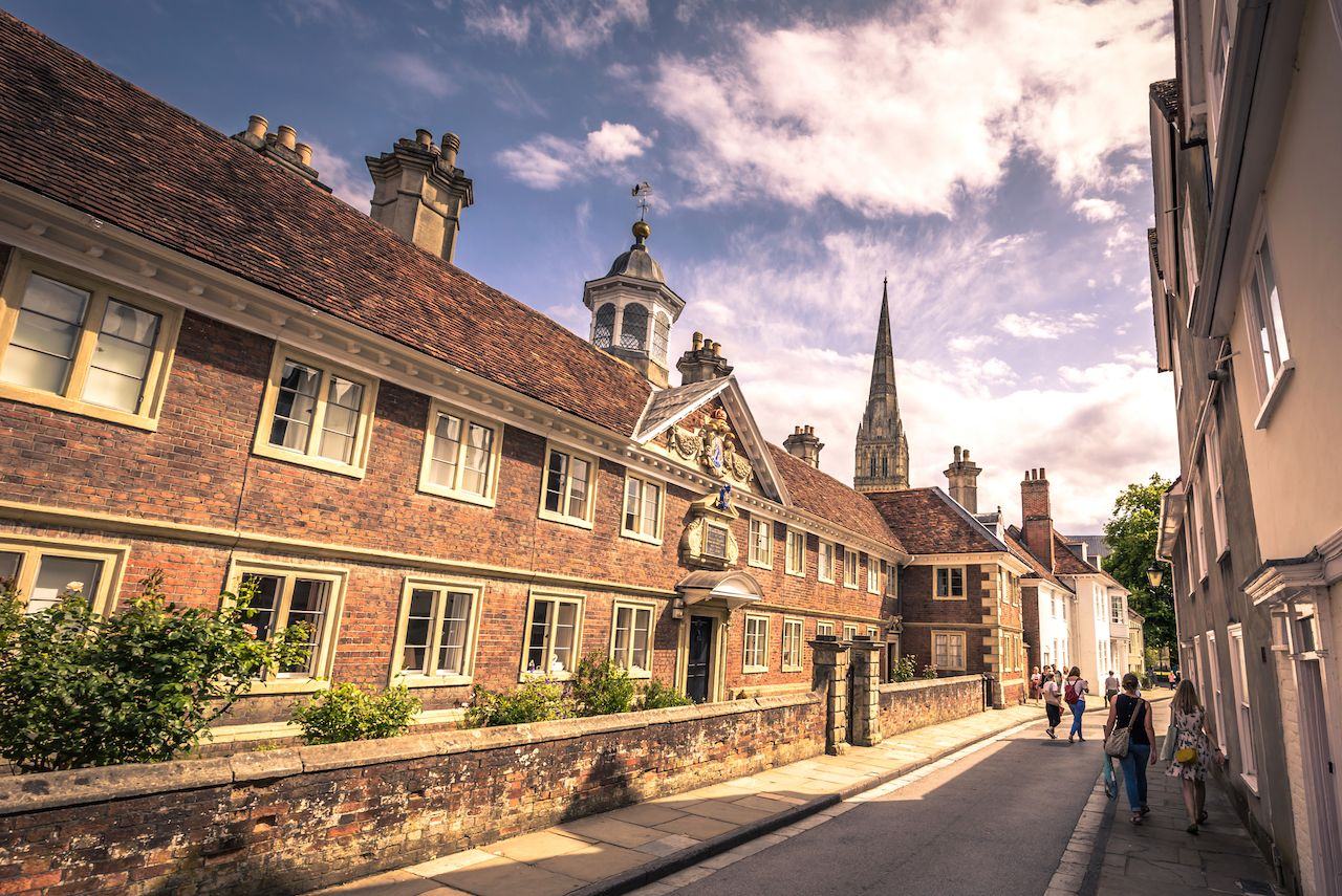 What to do in Salisbury, England