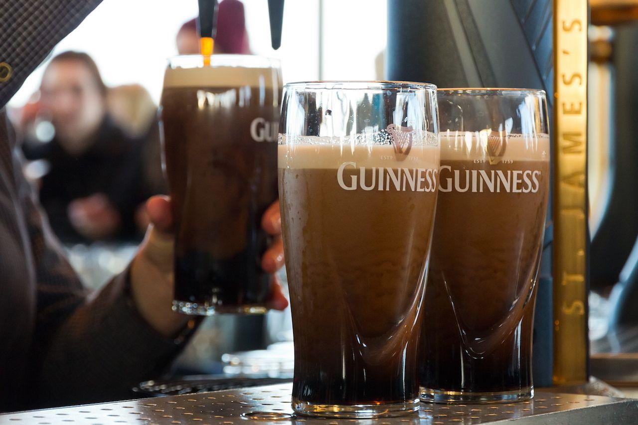 Boston bars for St. Patrick's Day