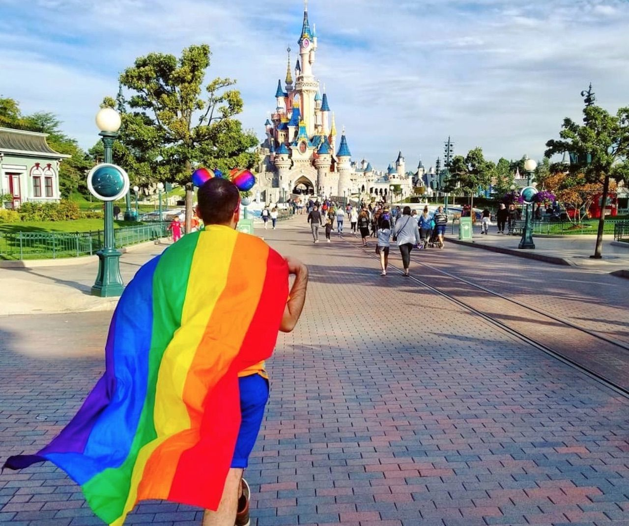 Disneyland Paris hosting first Pride