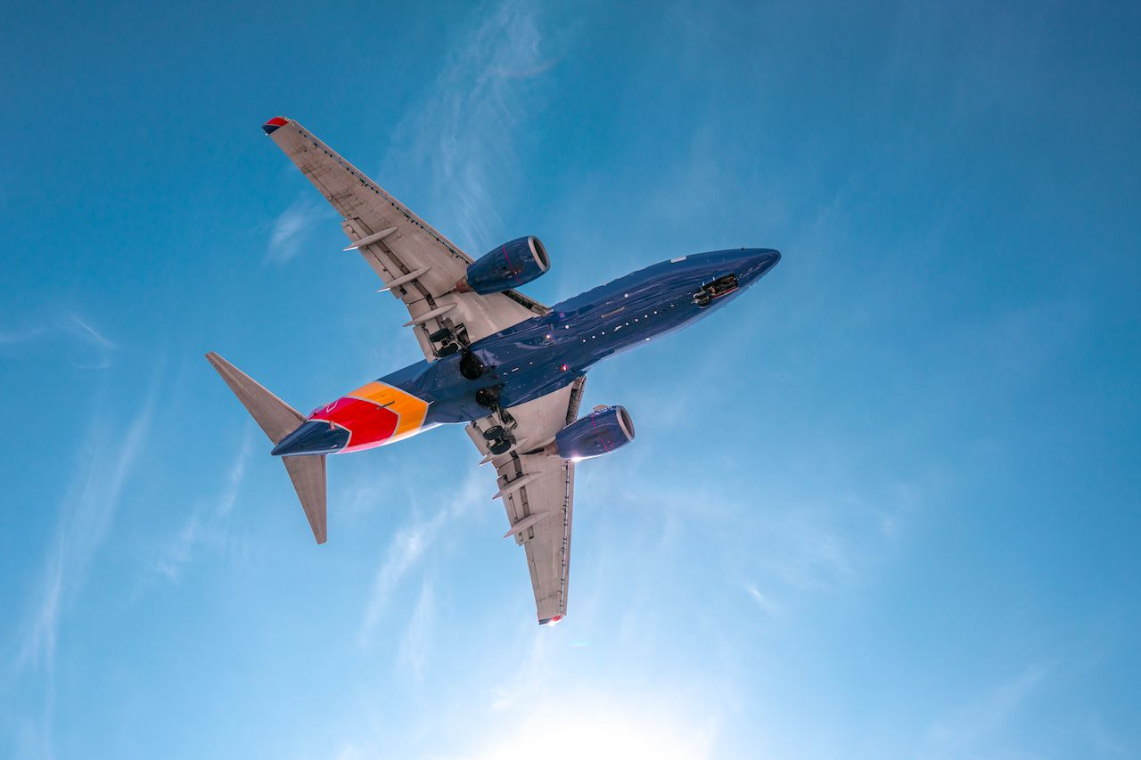 Southwest Airlines contest