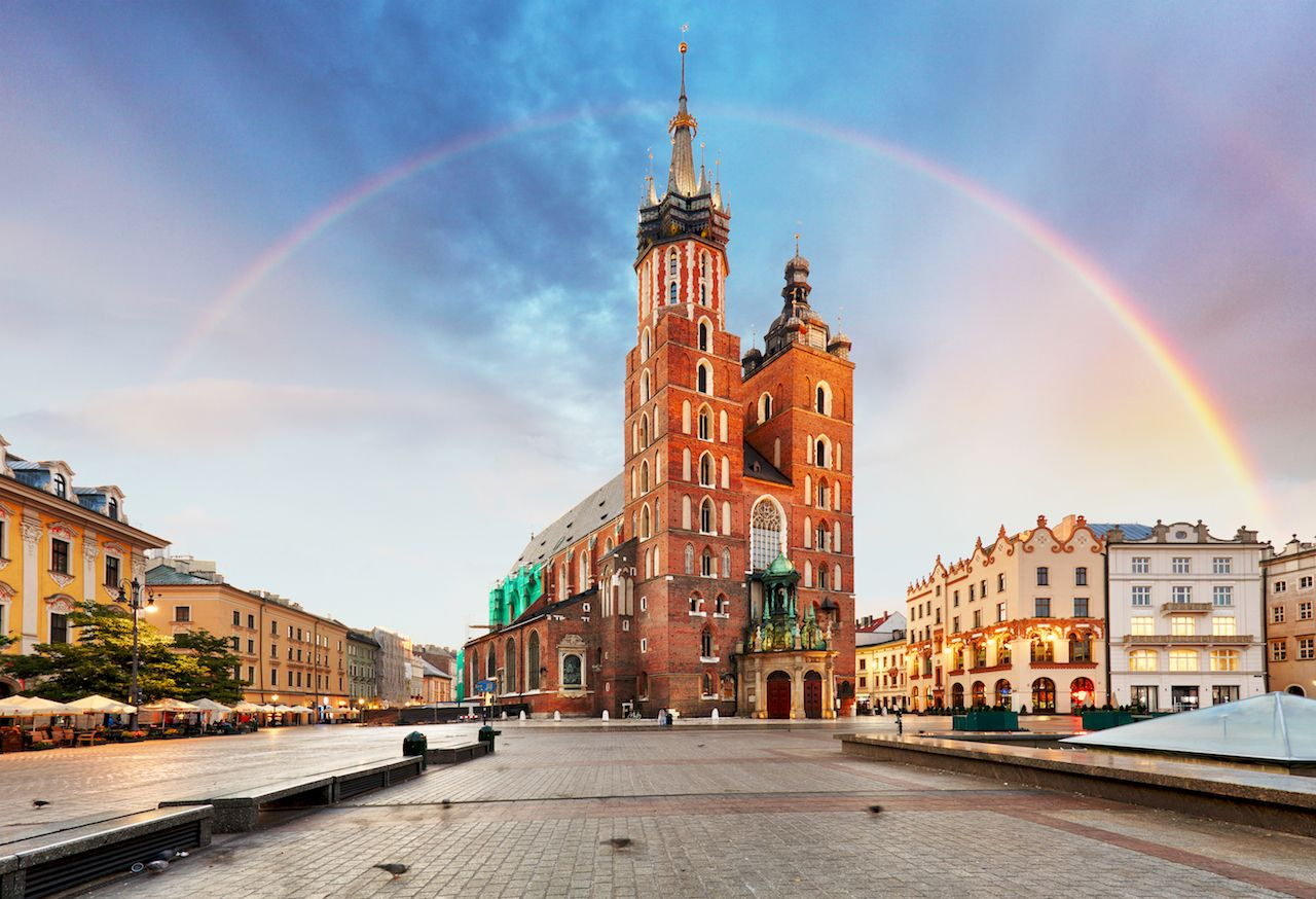 Best things to see in Kraków, Poland